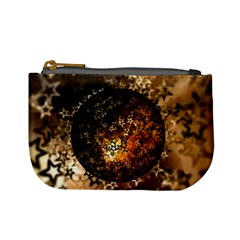 Christmas Bauble Ball About Star Mini Coin Purses by Celenk
