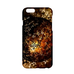 Christmas Bauble Ball About Star Apple Iphone 6/6s Hardshell Case by Celenk
