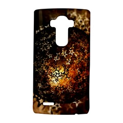 Christmas Bauble Ball About Star Lg G4 Hardshell Case by Celenk