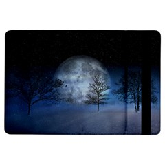 Winter Wintry Moon Christmas Snow Ipad Air Flip by Celenk