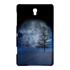 Winter Wintry Moon Christmas Snow Samsung Galaxy Tab S (8 4 ) Hardshell Case  by Celenk