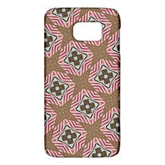 Pattern Texture Moroccan Print Galaxy S6 by Celenk