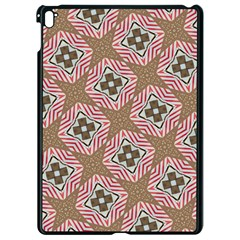 Pattern Texture Moroccan Print Apple Ipad Pro 9 7   Black Seamless Case by Celenk