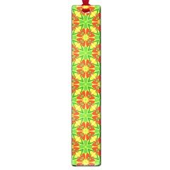 Pattern Texture Christmas Colors Large Book Marks by Celenk