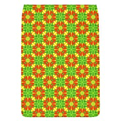 Pattern Texture Christmas Colors Flap Covers (l)  by Celenk