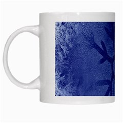 Winter Hardest Frost Cold White Mugs by Celenk