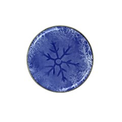 Winter Hardest Frost Cold Hat Clip Ball Marker by Celenk