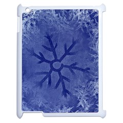 Winter Hardest Frost Cold Apple Ipad 2 Case (white) by Celenk