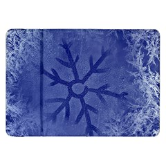 Winter Hardest Frost Cold Samsung Galaxy Tab 8 9  P7300 Flip Case by Celenk
