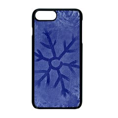 Winter Hardest Frost Cold Apple Iphone 7 Plus Seamless Case (black) by Celenk