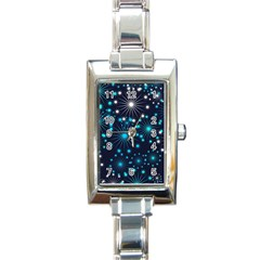 Wallpaper Background Abstract Rectangle Italian Charm Watch