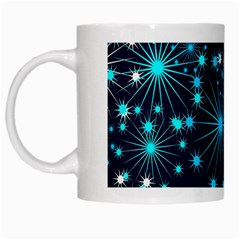 Wallpaper Background Abstract White Mugs