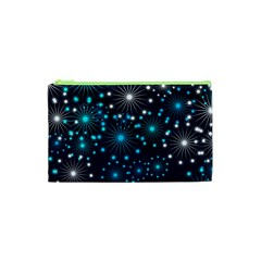 Wallpaper Background Abstract Cosmetic Bag (xs) by Celenk