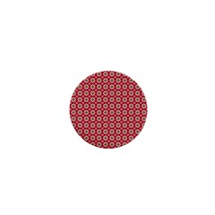 Christmas Wrapping Paper 1  Mini Buttons by Celenk