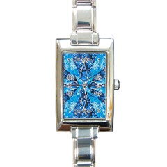 Christmas Background Wallpaper Rectangle Italian Charm Watch by Celenk