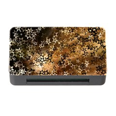 Star Sky Graphic Night Background Memory Card Reader With Cf by Celenk