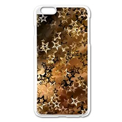 Star Sky Graphic Night Background Apple Iphone 6 Plus/6s Plus Enamel White Case by Celenk