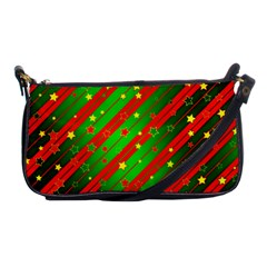 Star Sky Graphic Night Background Shoulder Clutch Bags by Celenk