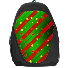 Star Sky Graphic Night Background Backpack Bag by Celenk