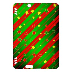 Star Sky Graphic Night Background Kindle Fire Hdx Hardshell Case by Celenk