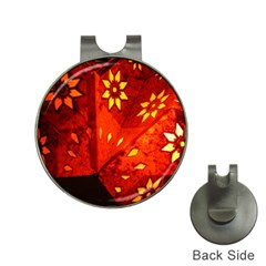 Star Light Christmas Romantic Hell Hat Clips With Golf Markers by Celenk