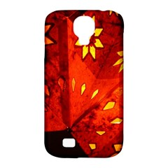 Star Light Christmas Romantic Hell Samsung Galaxy S4 Classic Hardshell Case (pc+silicone) by Celenk