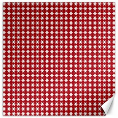Christmas Paper Wrapping Paper Canvas 12  X 12   by Celenk