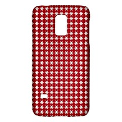 Christmas Paper Wrapping Paper Galaxy S5 Mini by Celenk