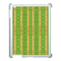 Seamless Tileable Pattern Design Apple Ipad 3/4 Case (white) by Celenk