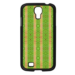 Seamless Tileable Pattern Design Samsung Galaxy S4 I9500/ I9505 Case (black) by Celenk