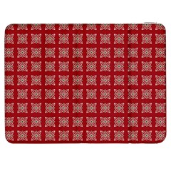 Christmas Paper Wrapping Paper Samsung Galaxy Tab 7  P1000 Flip Case by Celenk