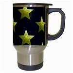 Stars Backgrounds Patterns Shapes Travel Mugs (White) Right