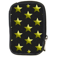 Stars Backgrounds Patterns Shapes Compact Camera Cases by Celenk