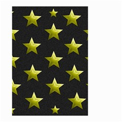 Stars Backgrounds Patterns Shapes Small Garden Flag (two Sides) by Celenk