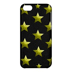 Stars Backgrounds Patterns Shapes Apple Iphone 5c Hardshell Case by Celenk