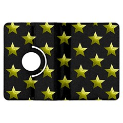 Stars Backgrounds Patterns Shapes Kindle Fire Hdx Flip 360 Case by Celenk