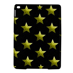 Stars Backgrounds Patterns Shapes Ipad Air 2 Hardshell Cases by Celenk