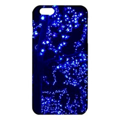 Lights Blue Tree Night Glow Iphone 6 Plus/6s Plus Tpu Case by Celenk