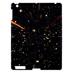 Star Sky Graphic Night Background Apple Ipad 3/4 Hardshell Case by Celenk