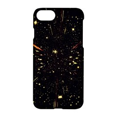 Star Sky Graphic Night Background Apple Iphone 7 Hardshell Case by Celenk