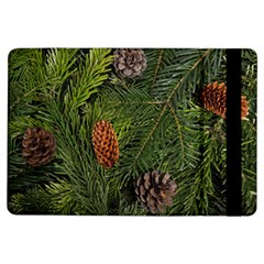 Branch Christmas Cone Evergreen Ipad Air Flip by Celenk