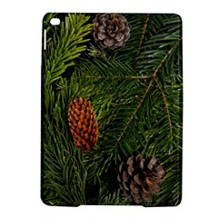 Branch Christmas Cone Evergreen Ipad Air 2 Hardshell Cases by Celenk