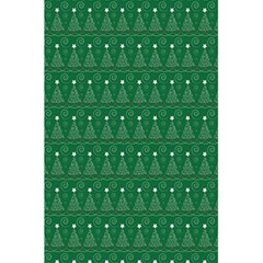 Christmas Tree Pattern Design 5 5  X 8 5  Notebooks by Celenk