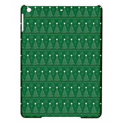 Christmas Tree Pattern Design Ipad Air Hardshell Cases by Celenk