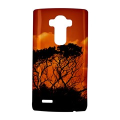 Trees Branches Sunset Sky Clouds Lg G4 Hardshell Case by Celenk