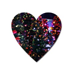Abstract Background Celebration Heart Magnet by Celenk