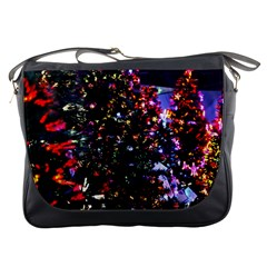 Abstract Background Celebration Messenger Bags by Celenk