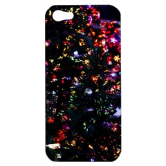 Abstract Background Celebration Apple Iphone 5 Hardshell Case by Celenk
