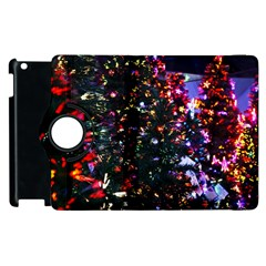Abstract Background Celebration Apple Ipad 3/4 Flip 360 Case by Celenk