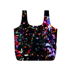 Abstract Background Celebration Full Print Recycle Bags (s)  by Celenk